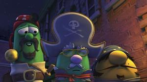 """A scene from """"The Pirates Who Don't Do Anything."""""""